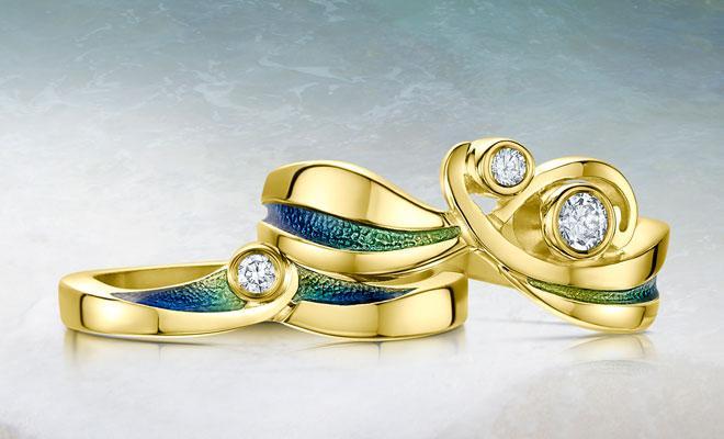 Meet the designer at Sheila Fleet's jewellery event