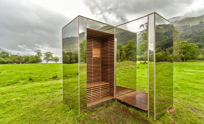 Bliss Arts Trail links Loch Lomond and The Trossachs National Park
