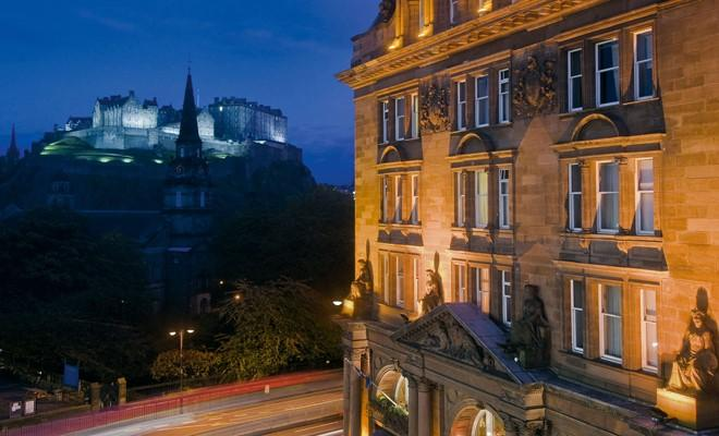Exclusive i-on offer: Hogmanay at The Caledonian