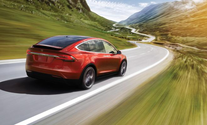 Scotland's first Tesla store now open