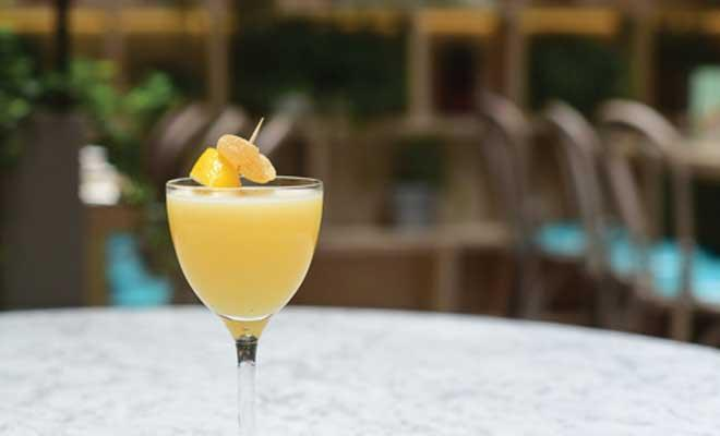 Embrace Edinburgh Cocktail Weekend with a 'cool toddy' cocktail