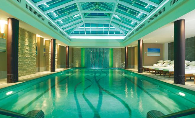 Pamper time at the Kohler Waters Spa, St Andrews Old Course Hotel