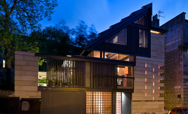 Edinburgh's Murphy House wins RIBA House of the Year