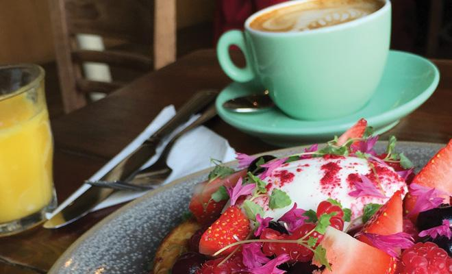 Dundee's best coffee shops
