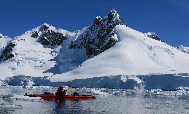 The top five ultimate adventure holidays