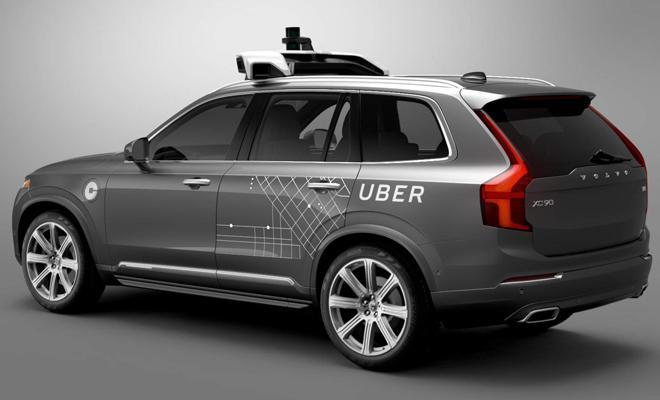 Uber's master plan