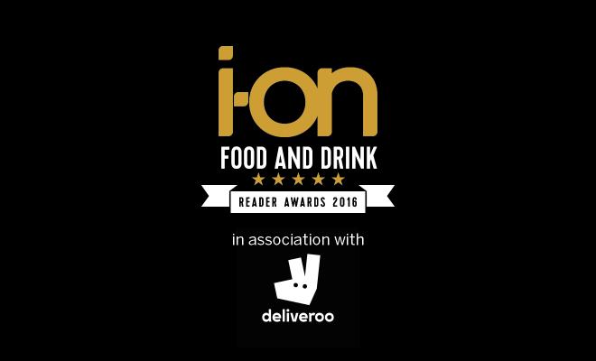 The i-on Food & Drink Reader Awards 2016