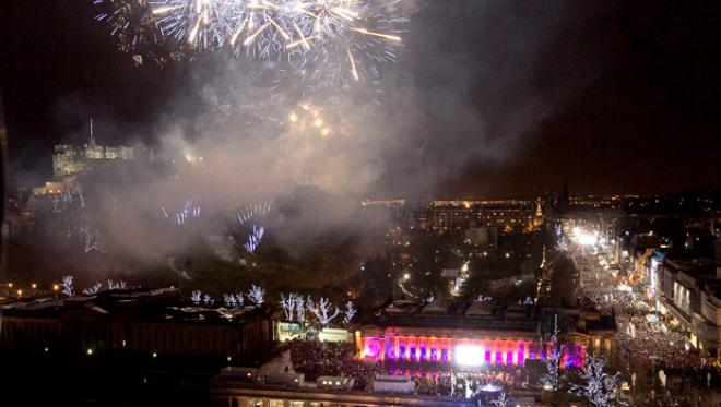 10 of the best Hogmanay parties in Edinburgh