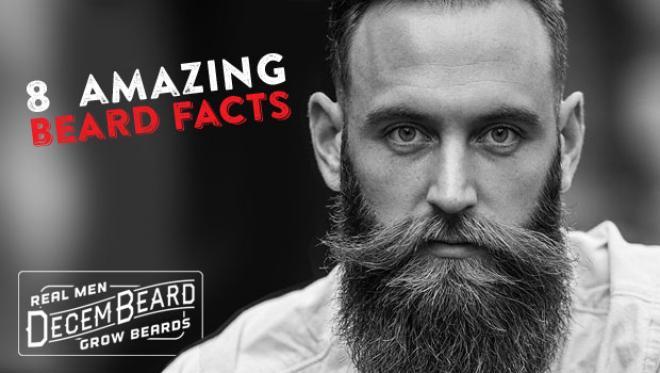 eight amazing beard facts i on magazine. Black Bedroom Furniture Sets. Home Design Ideas