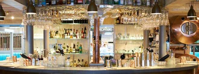 Best places for after work drinks in Edinburgh Rabble