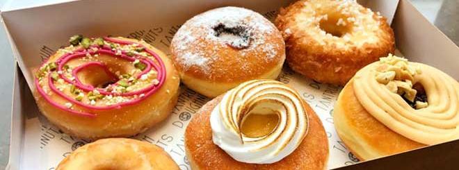 DIY Doughnuts with Tantrum Doughnuts