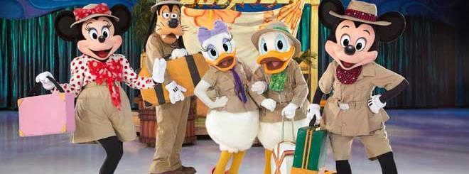 Disney on Ice presents Passport to Adventure at Glasgow's Braehead Area