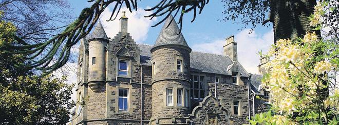 Escape to Knock Castle Hotel & Spa