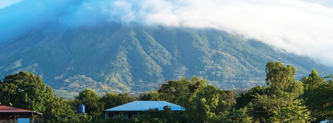 Escape to Nicaragua
