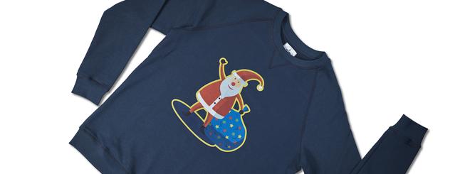 Win a 30 year Christmas sweatshirt