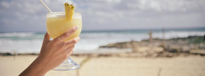Top five skinny cocktail recipes