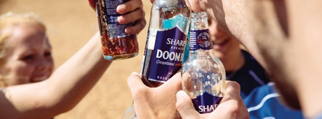 Win tickets to the Sharp's Beer VIP event