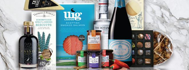 Win a Uig Lodge hamper worth £130
