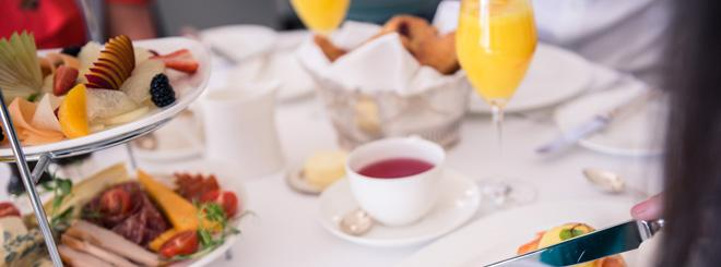 Win a Quintessential Scottish Breakfast for four at The Caledonian
