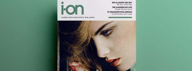 i-on magazine, January 2017