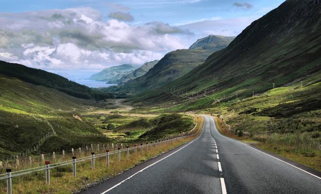 The Scottish Route 66: The ultimate road trip