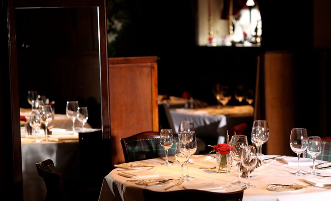 Glasgow's best restaurants for special occasions