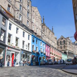 Greater Grassmarket: The style edit