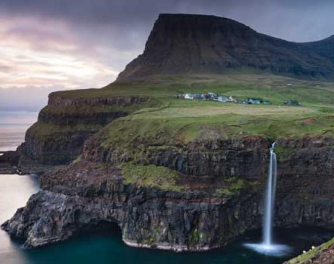 Island life: The Faroe Islands