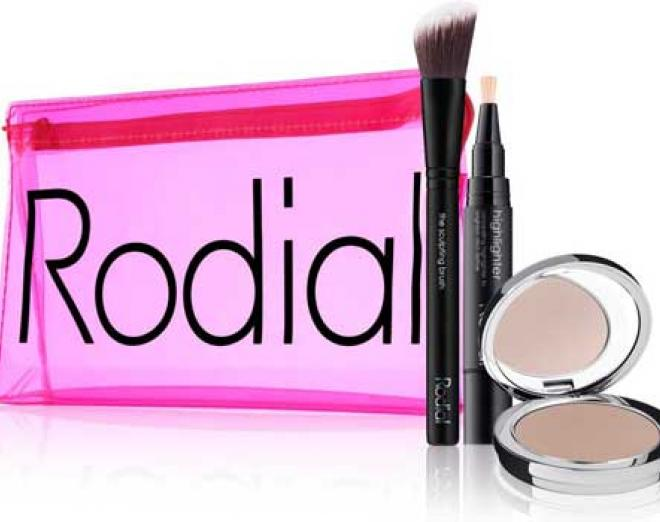Rodial's top contouring, sculpting and highlighting tips