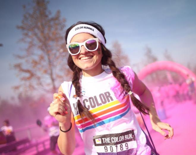 The Color Run comes to Glasgow