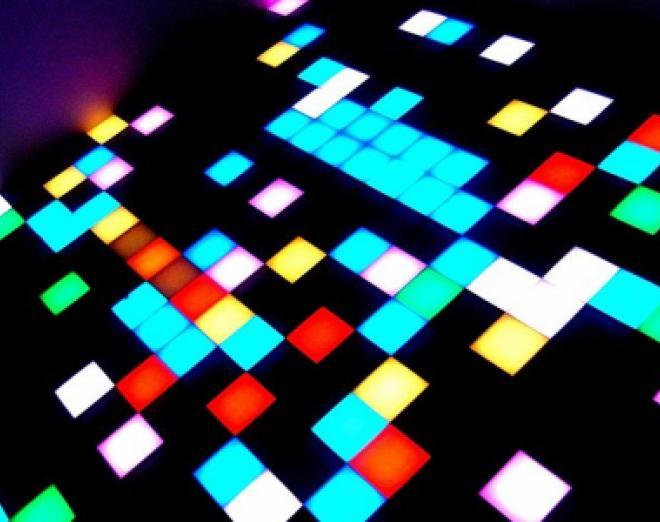 Dance floor, ©Harmon