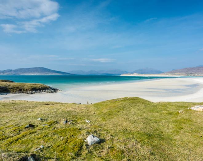 Five of the best Scottish beaches