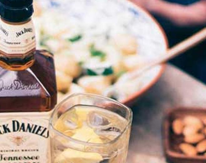 Jack Daniel's at The Meeting Place: a top secret pop-up