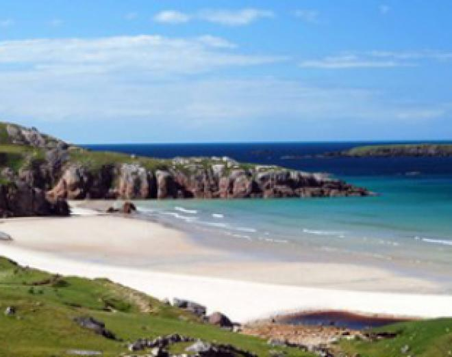 Five of the best Scottish beaches
