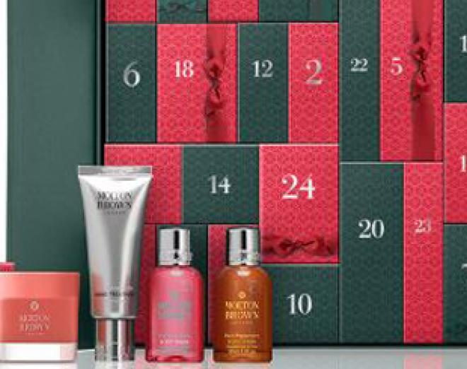 The best luxury beauty advent calendars