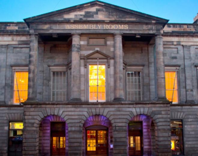 Explore Edinburgh's Georgian Shadows twilight trail