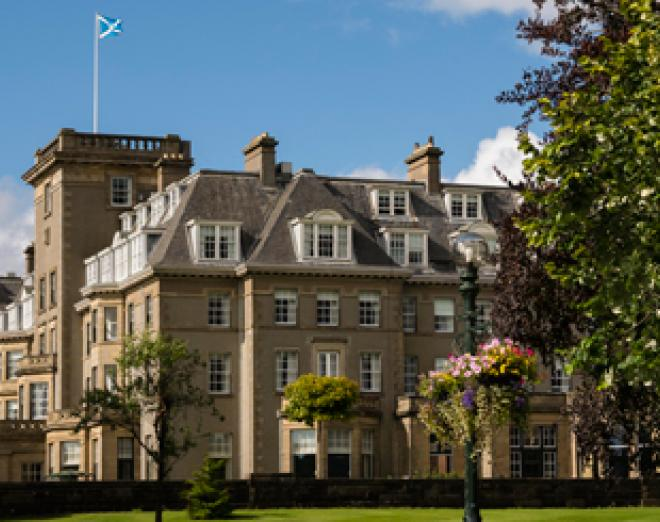 Like the i-on Facebook page for a chance to win a luxury overnight stay at Gleneagles