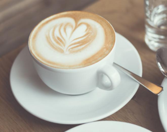 Explore offers in the Café