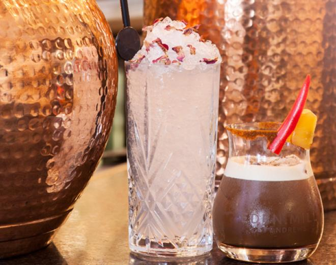 Win a cocktail masterclass for four people at The Caley Bar