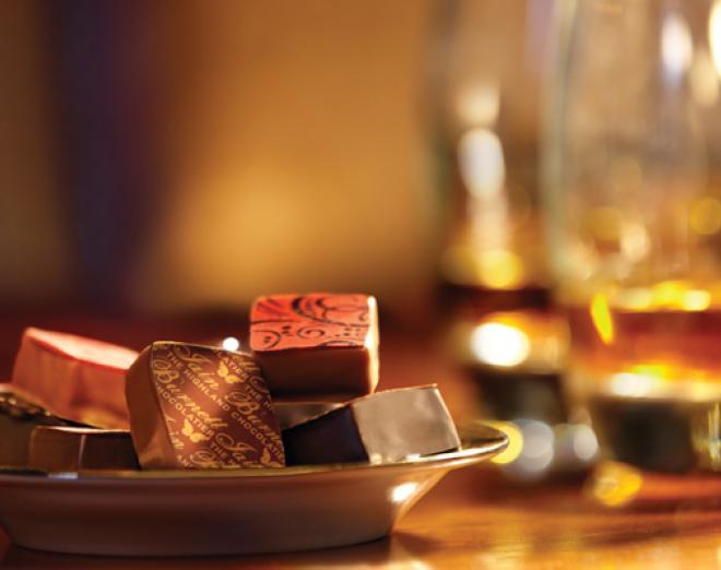Scotland's golden ticket to chocolate heaven