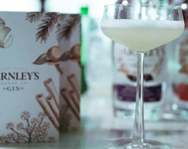 Win a Darnley's Gin dining experience at The Spiritualist