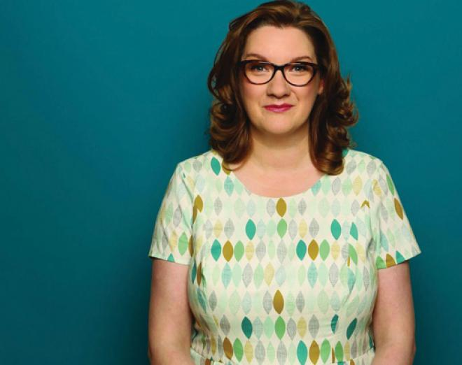 Sarah Millican is coming our way
