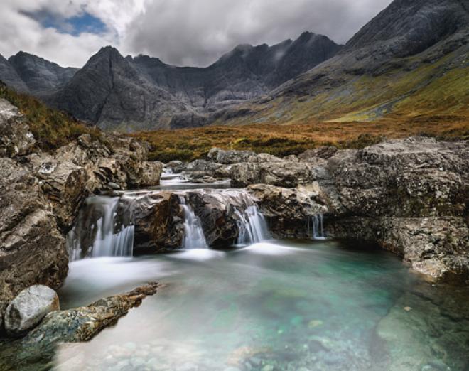Top 10 Scottish outdoor pursuits