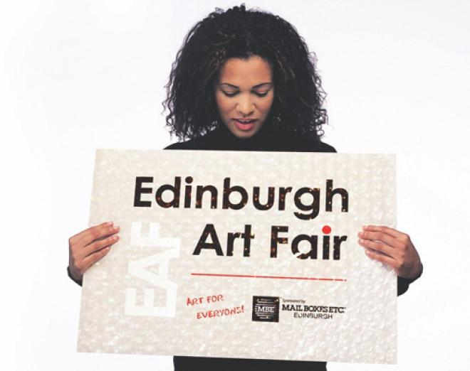Win tickets to the preview of the Edinburgh Art Fair