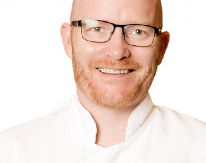 An evening with celebrity chef, Gary Maclean