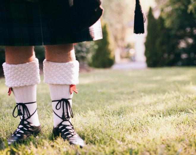A man's guide to Highland dress