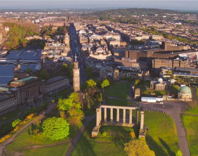 Ian Rankin's Secret Edinburgh