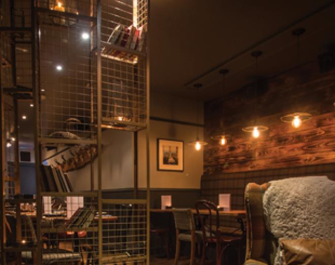 Scotland's most romantic restaurants