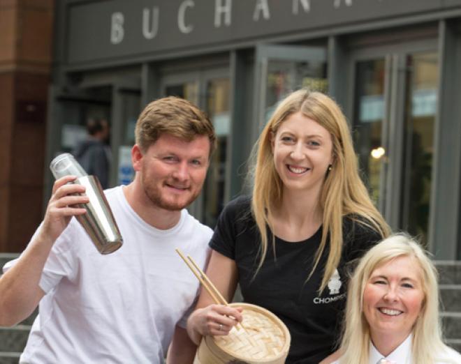 Buchanan Galleries' transformation revealed