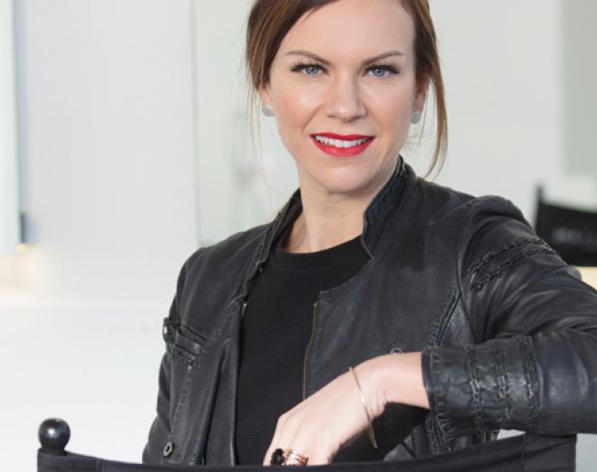 Lauren Gollan top tips for a flawless face